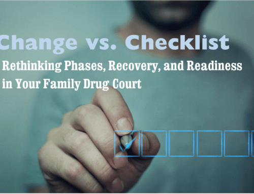 Change vs. Checklist